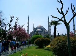 Aya Sofya in Istanbul - Silk Road budget adventure tour