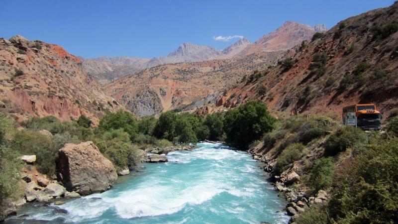 Silk Road Tours Budget
