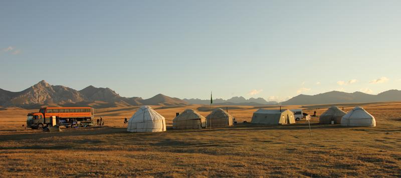 Kyrgyzstan Budget Tours