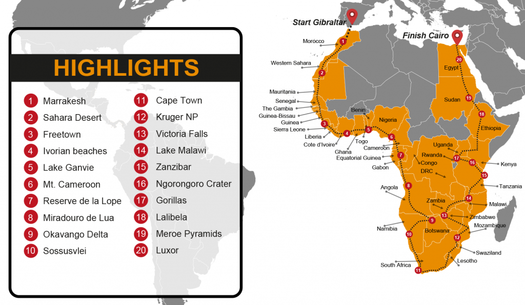 AFRICAN Overland adventure tours, Budget AFRICAN OVERLAND
